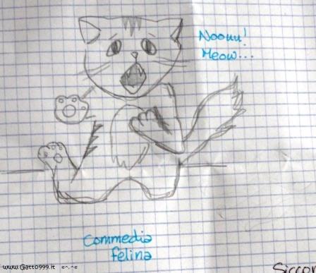 Commedia Felina