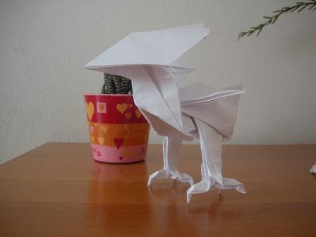 Origami Dodo