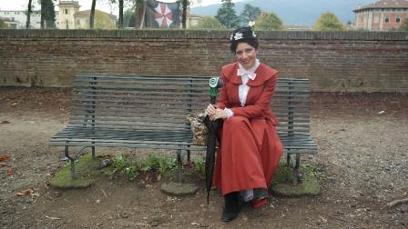 Cosplay Mary Poppins 2018