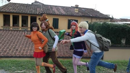 Cosplay Scooby-Doo 2018