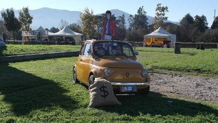 Lupen III Fiat 500