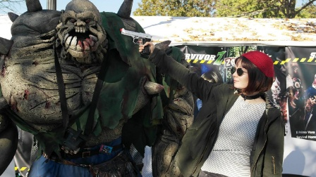 Mathilda vs Monster