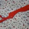 Scissor Blade Red
