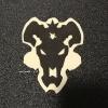 Logo Toro Nero Black Clover