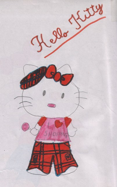 Gatto999 - Hello Kitty 1