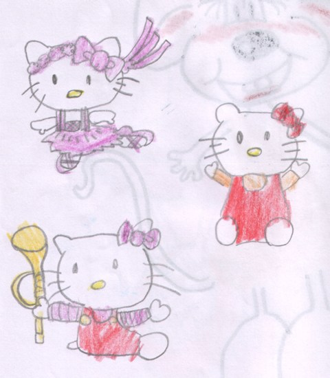 Gatto999 - Hello Kitty 3