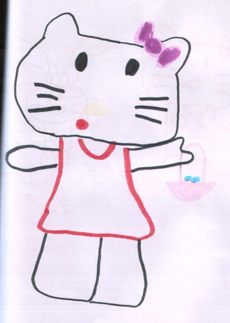 Gatto999 - Hello Kitty 5