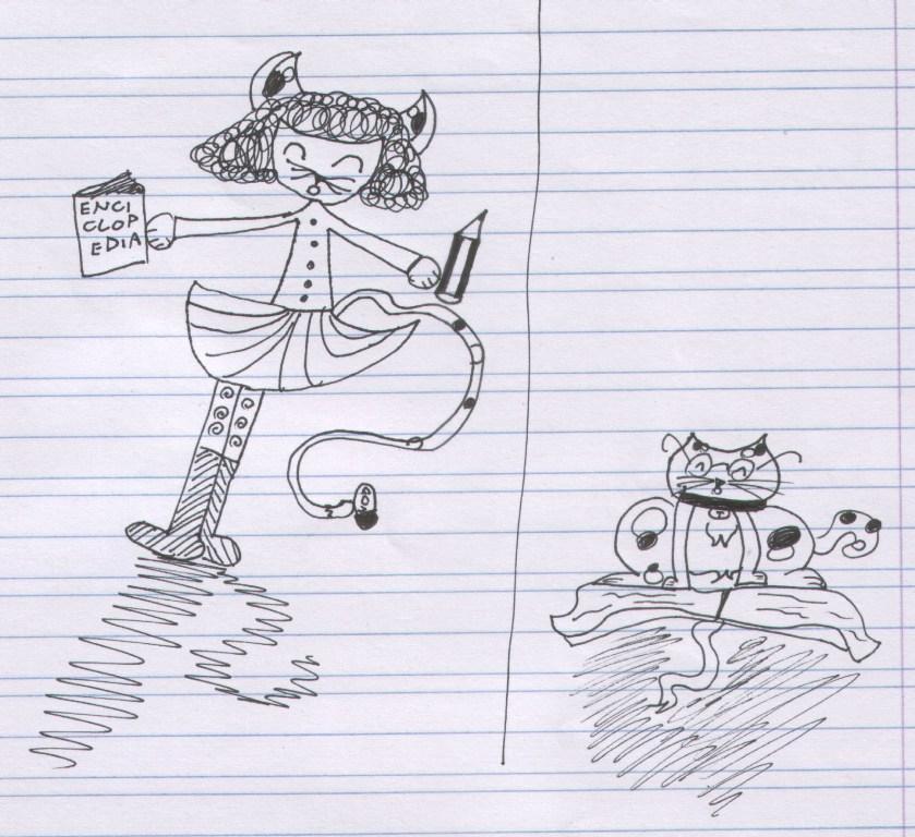 Cat for La coda del gatto
