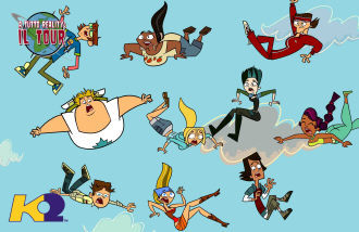 A tutto Reality - Total Drama