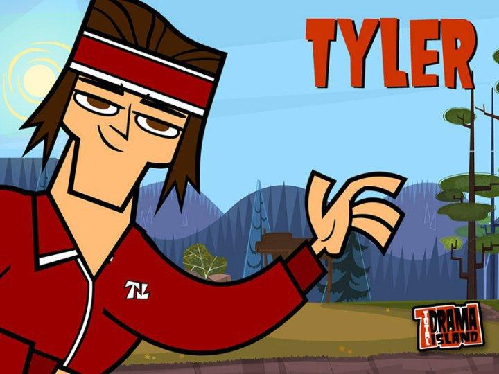 A Tutto Reality - Total Drama - Tyler
