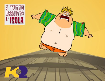 A Tutto Reality - Total Drama - Isola