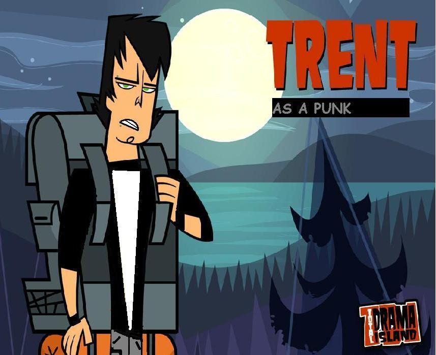 A Tutto Reality - Total Drama - Trent