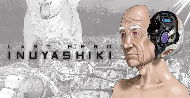 Inuyashiki - The Last Hero