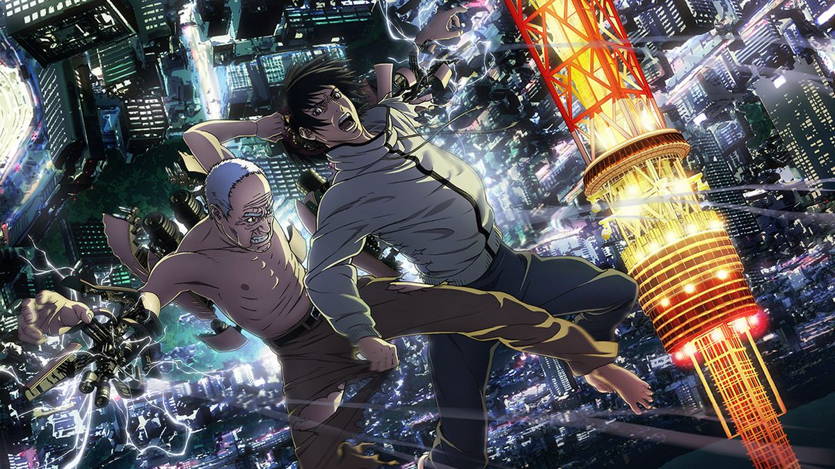 Inuyashiki - The Last Hero - anime poster