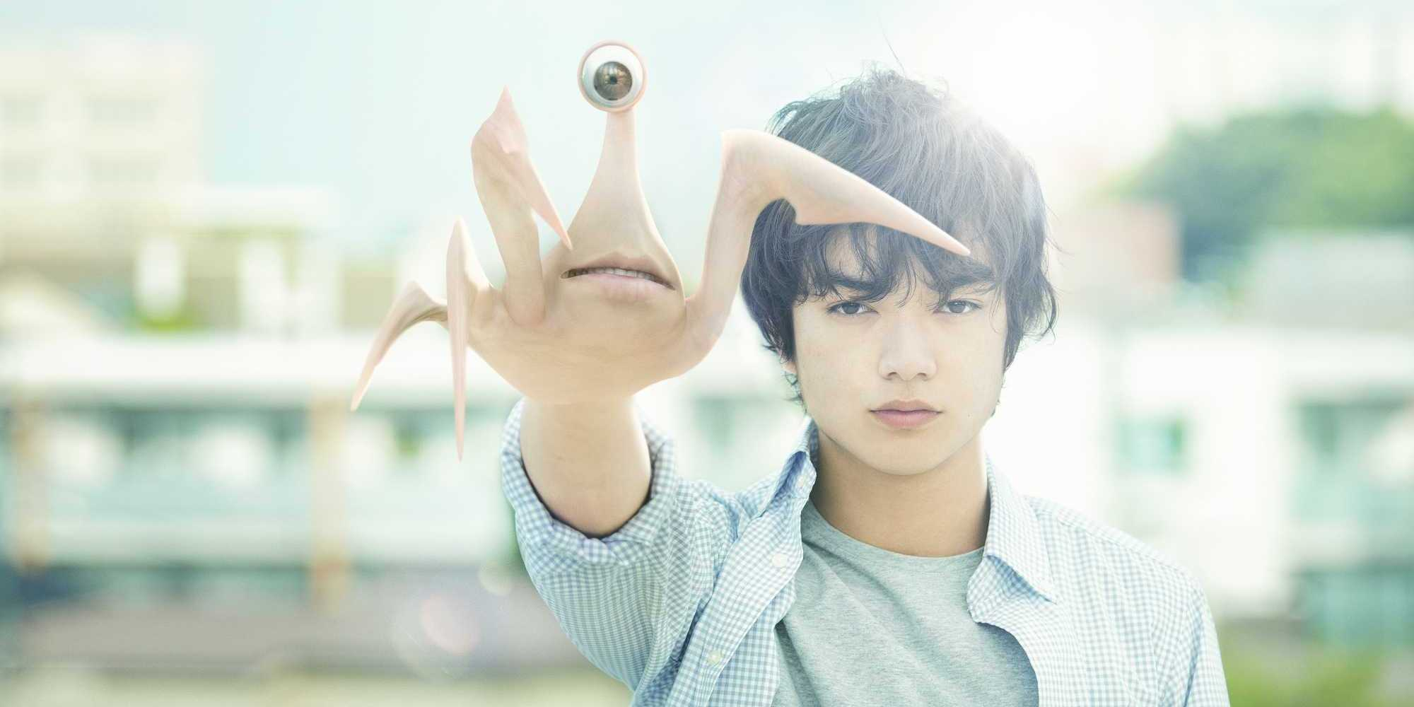 Kiseiju - Parasyte - ospite indesiderato - live action movie film