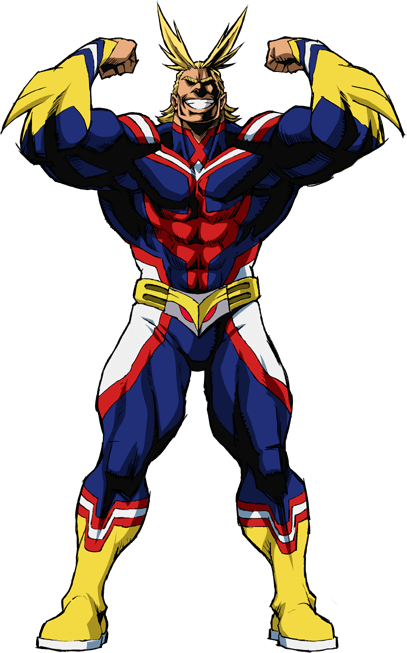 All Might - One for All - OneforAll