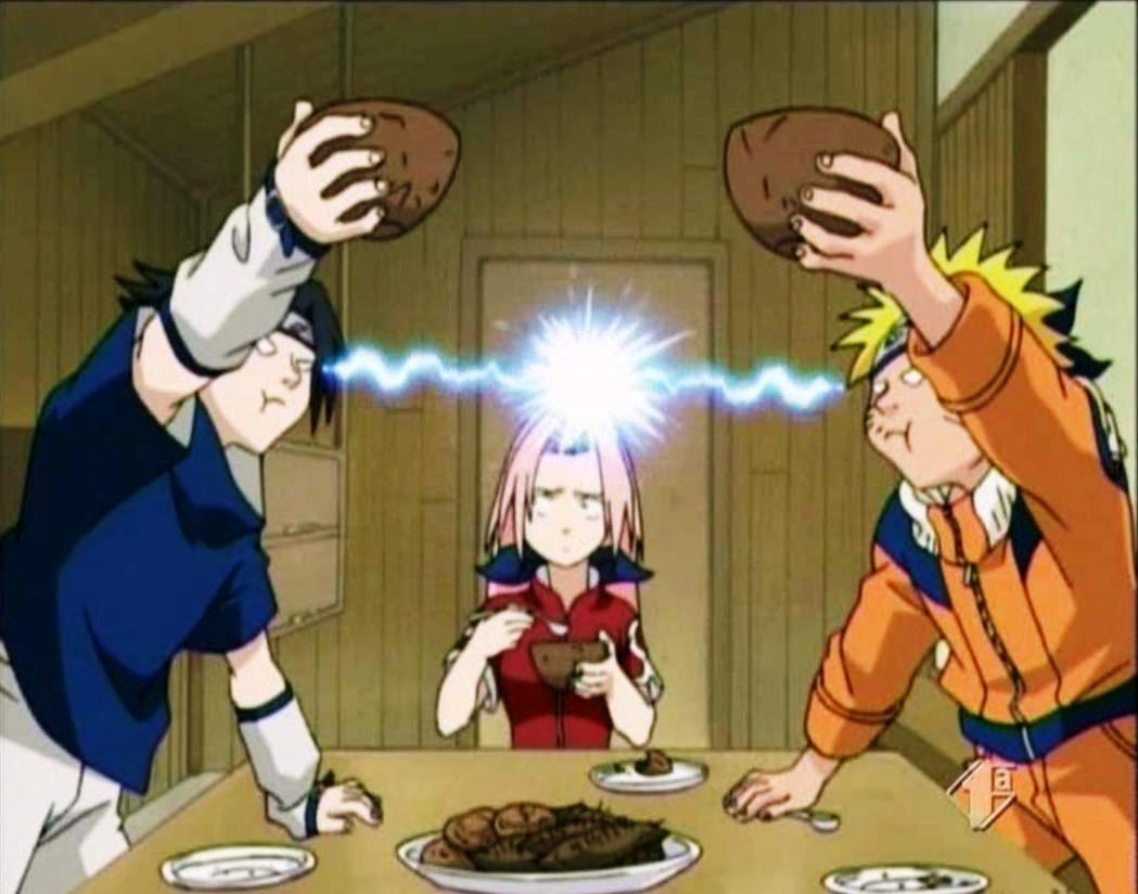 Cat - Cartoons - Naruto