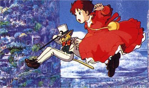 I Sussurri del Cuore (Whisper of the Heart 耳をすませば) (Mimi wo Sumaseba) - Hayao Miyazaki