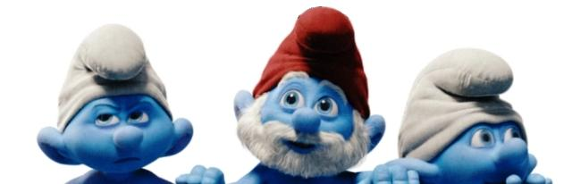 Film I Puffi in 3D - Movie Smurfs in 3D
