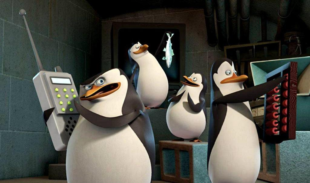 Pinguini del Madagascar (Penguins of Madagascar)