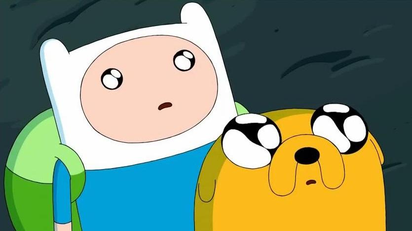 Finn e Jake di Adventure Time