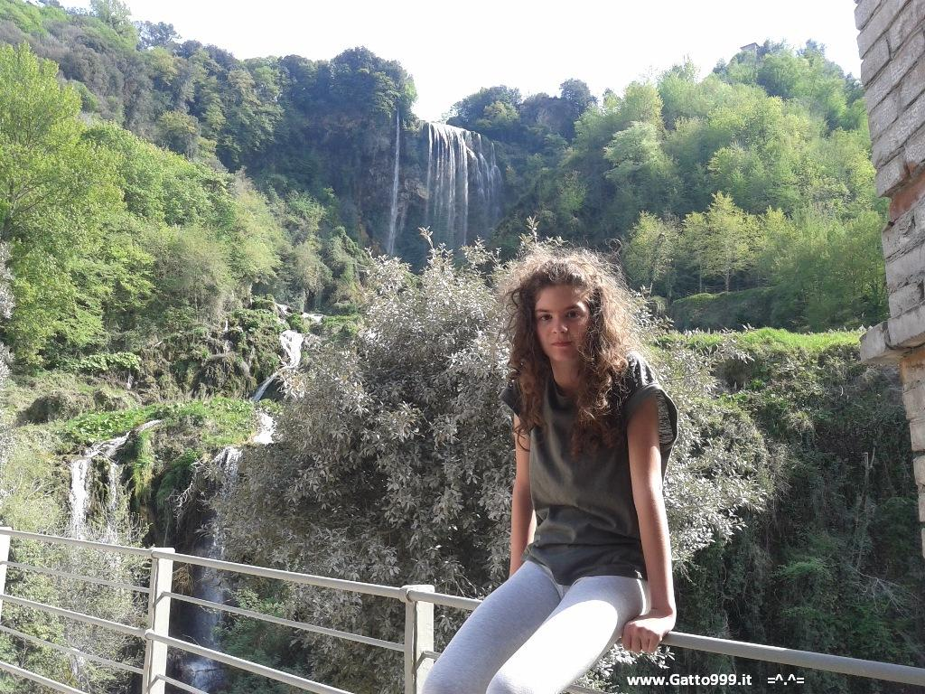 Cascata delle Marmore - Marmore waterfall (Italy) - Marmore Wasserfall (Italien) - Marmore cascade (Italie)