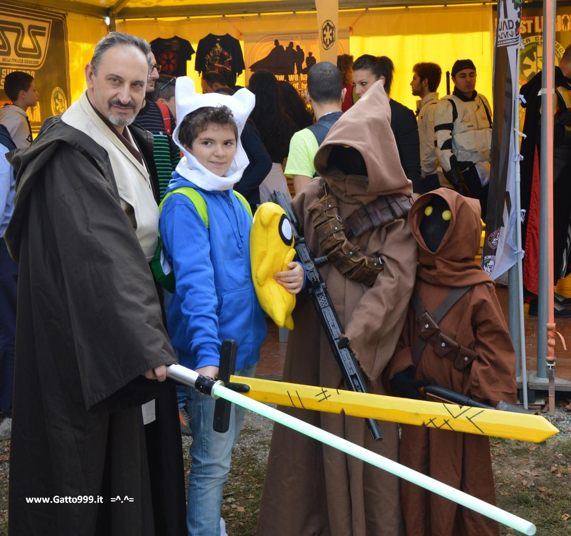 Lucca Comics and Games 2013 - Obi One Kenobi