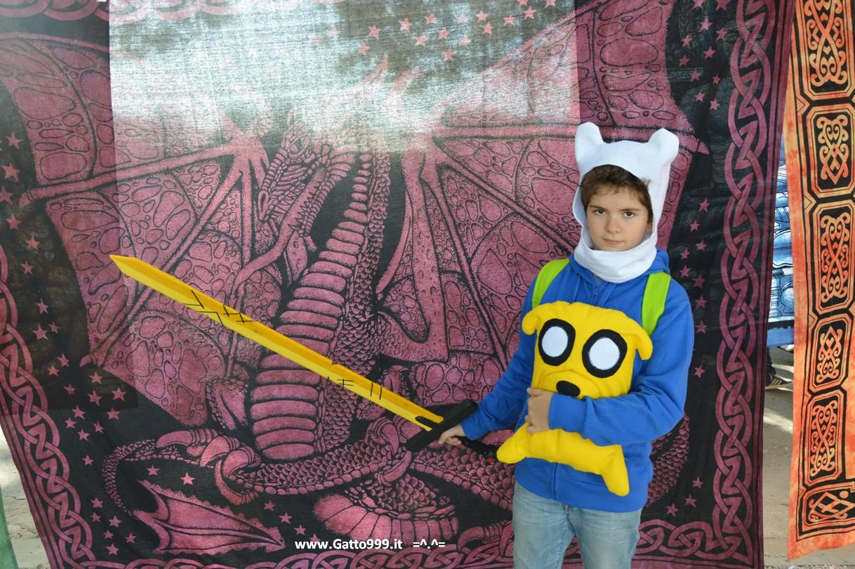 Finn e Jake il Cane di Adventure Time