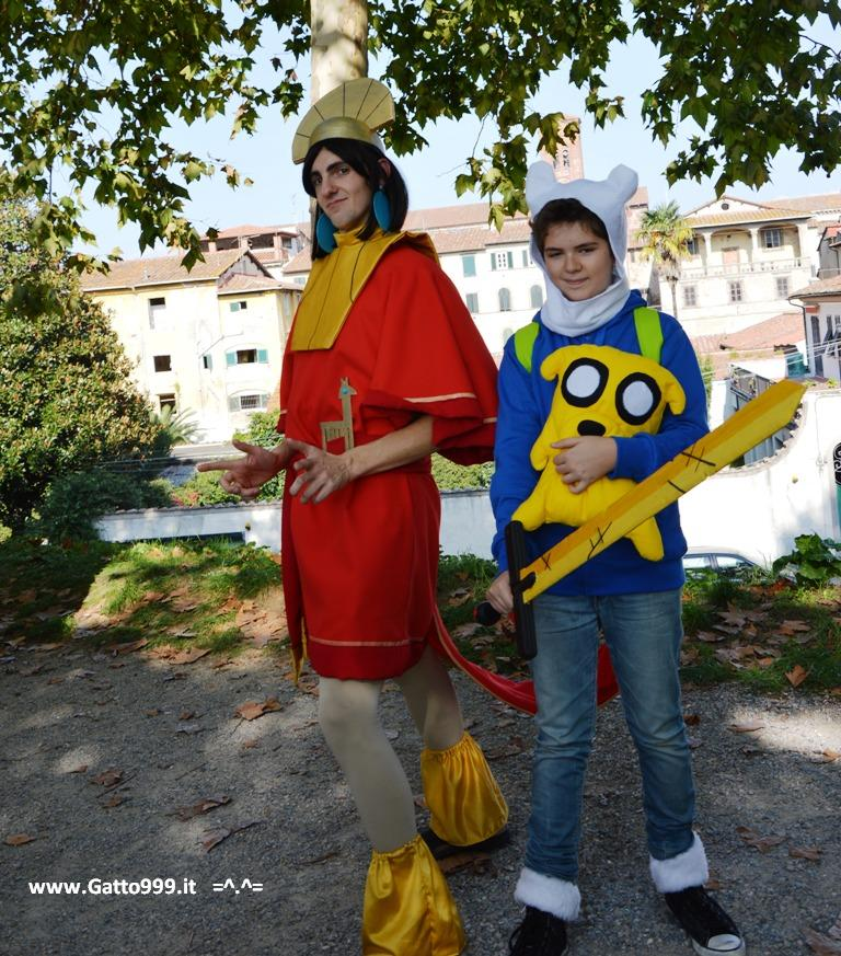 Lucca Comics and Games 2013 - Kuzco