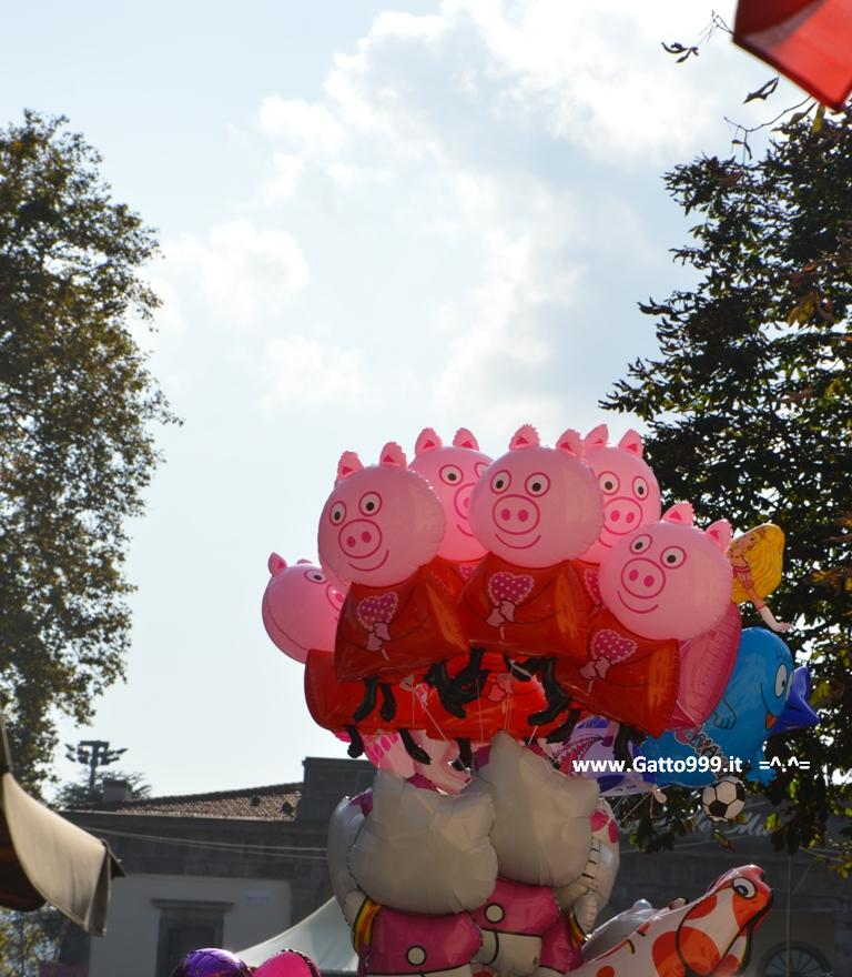 Lucca Comics and Games 2013 ... c'era pure Peppa Pig !...