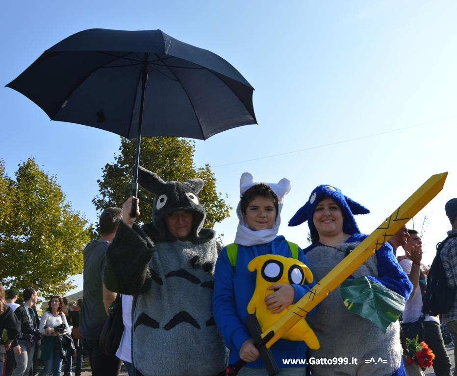 Lucca Comics and Games 2013 - Totoro