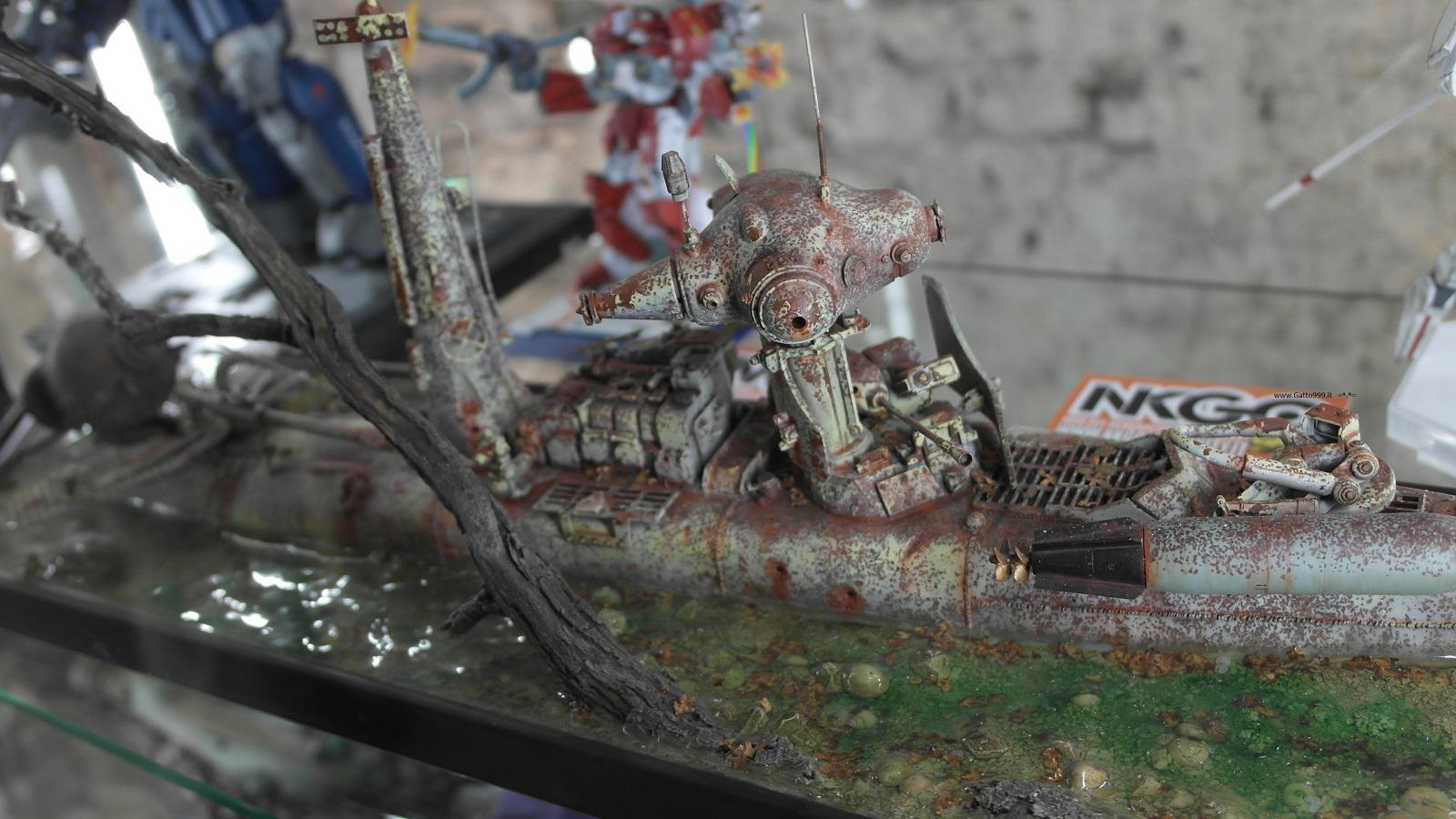 Lucca Comics and Games 2015 - miniature