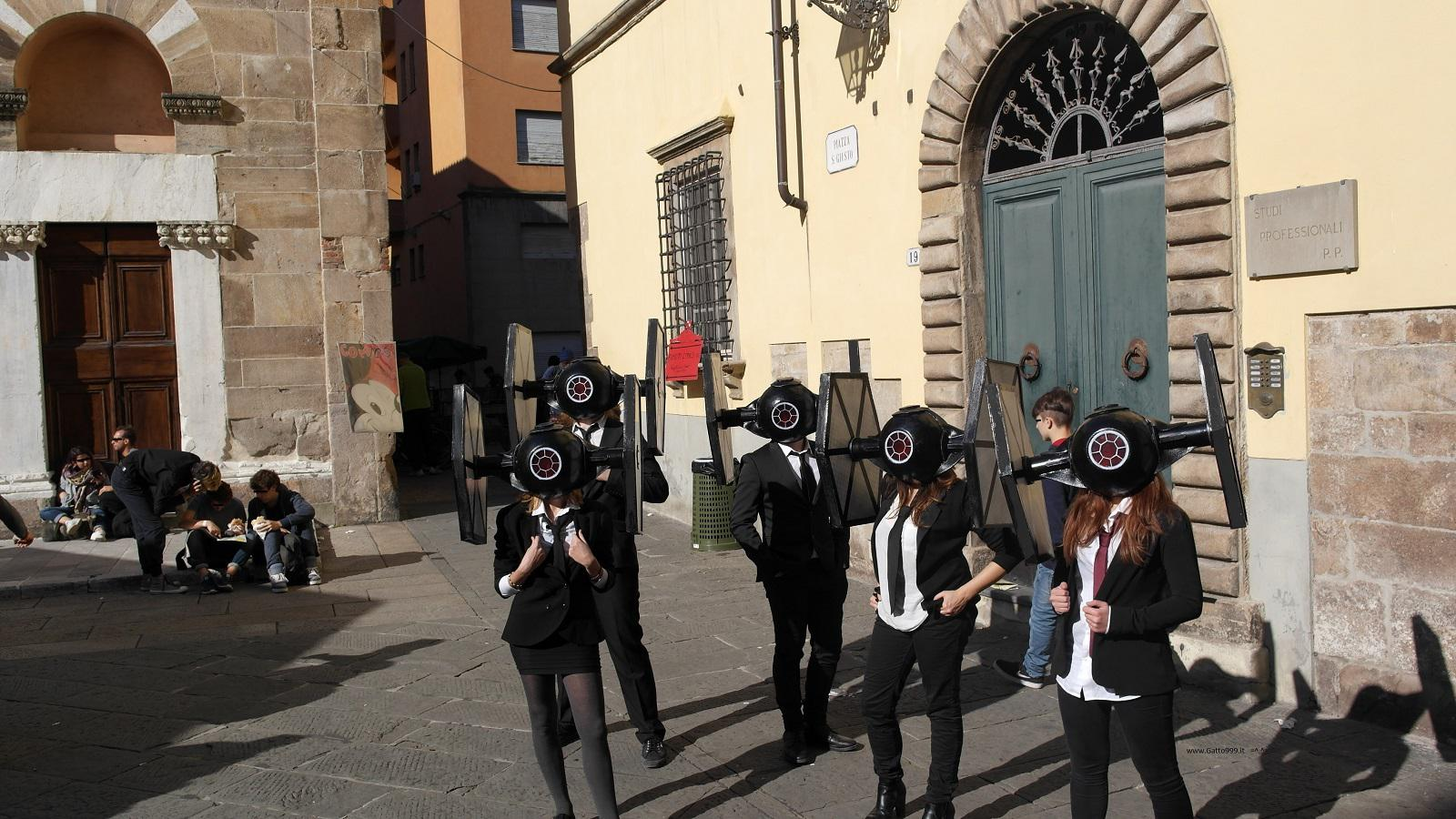 Lucca Comics and Games 2015 - Star Wars cosplay