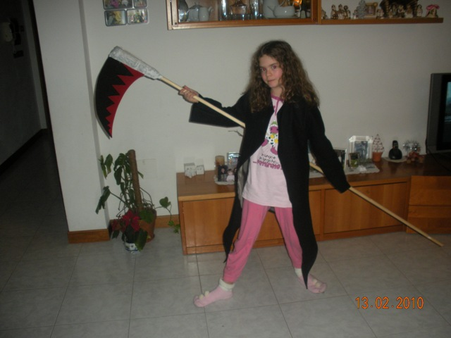 Cosplay - Cappotto di Maka - Soul Eater