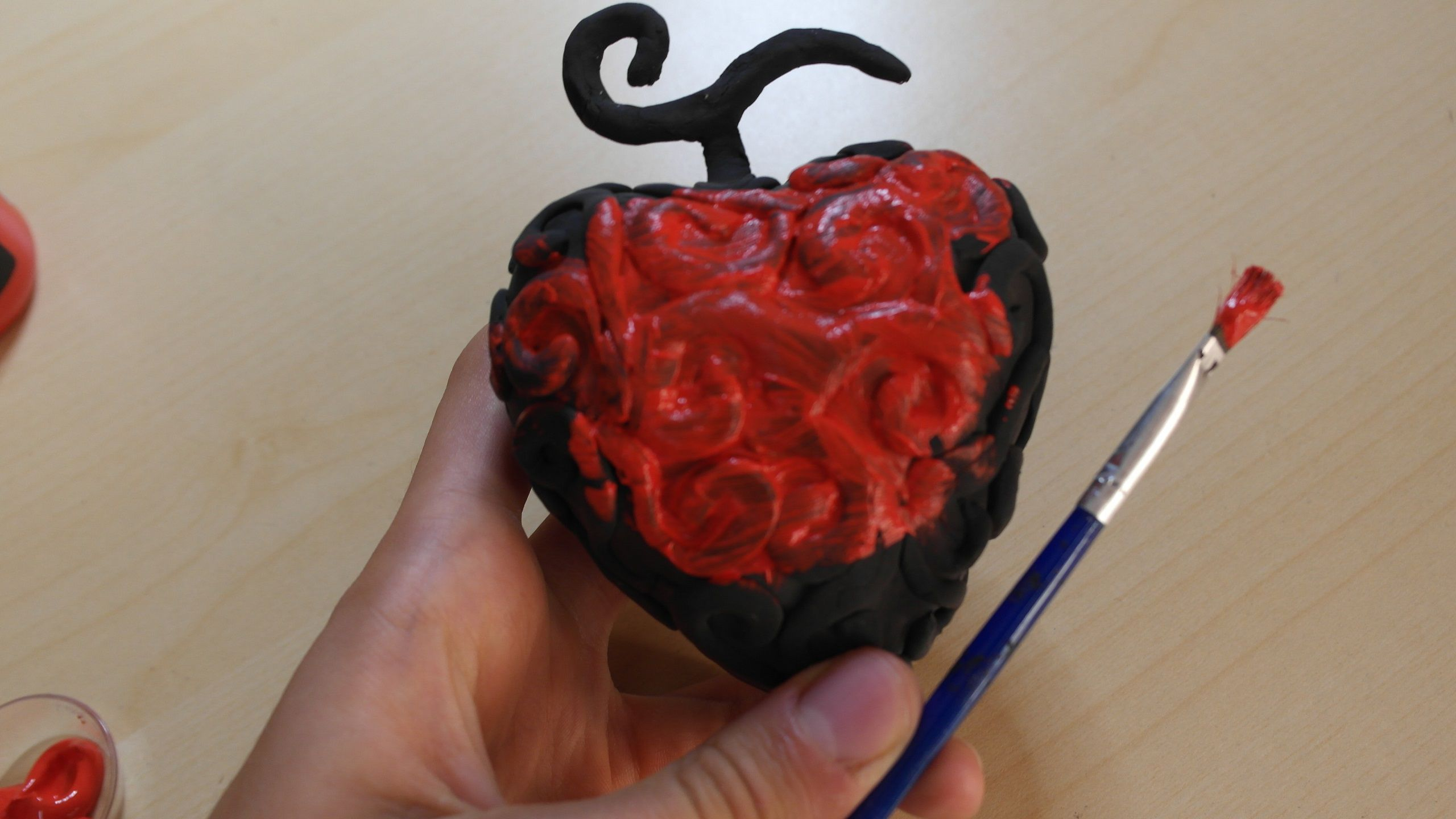 Howto Create the Heart Fire Devil Fruit One Piece Cosplay gadget - Frutti del Diavolo - Ope Ope no mi - Devil Fruits