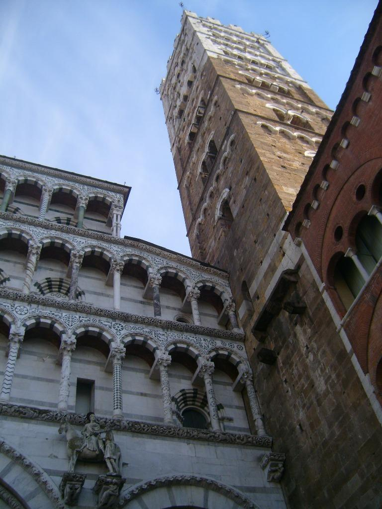 Cattedrale di Lucca - Italy