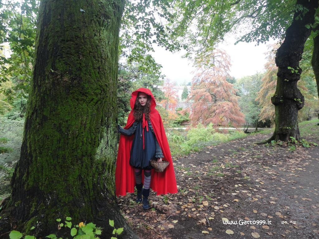 Lucca Comics and Games 2012 ... cosplay ... io sono Cappuccetto Rosso (Little Red Riding Hood - Caperucita Roja - Petit Chaperon Rouge) !...