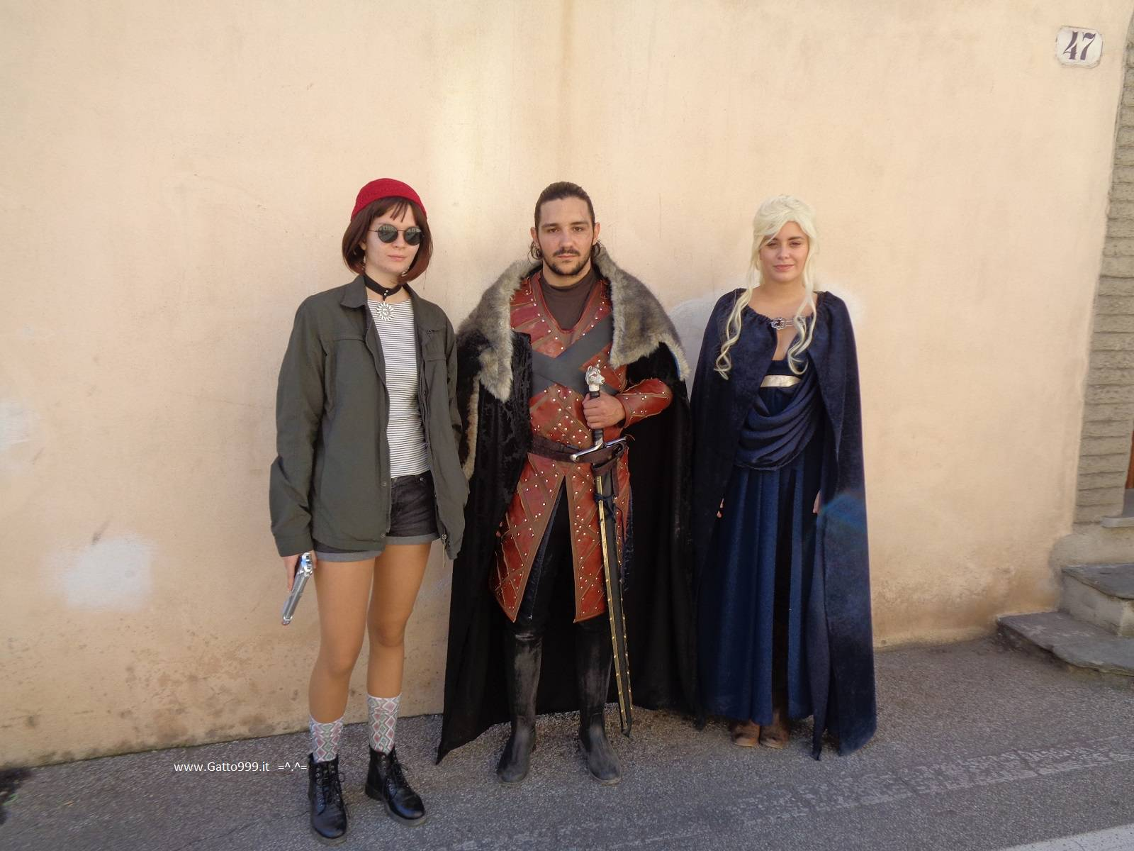 Cosplay Games of Throne