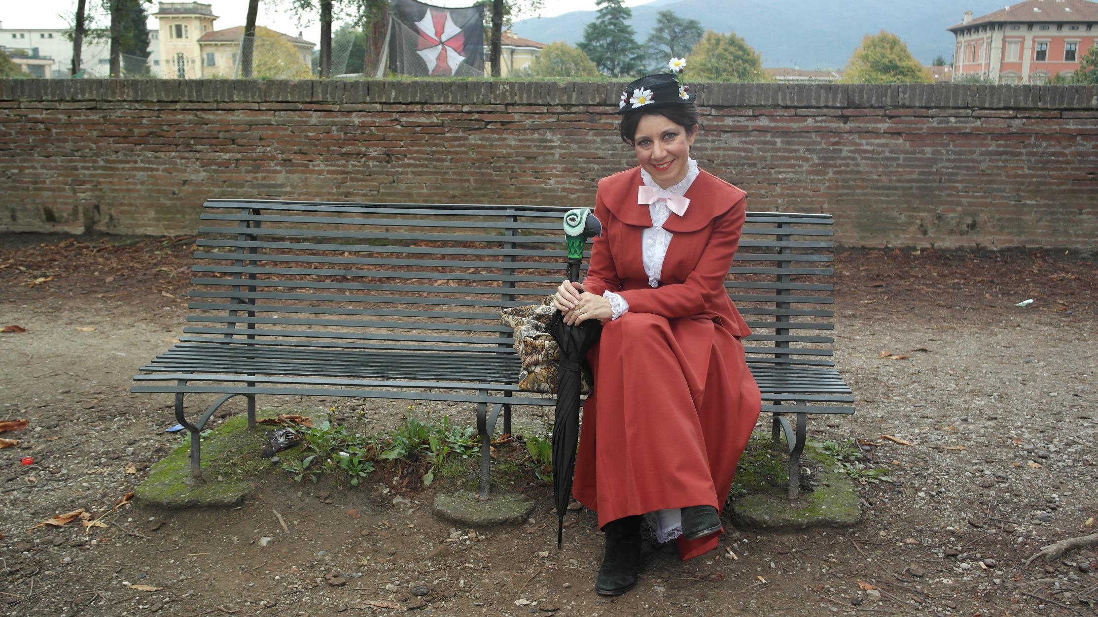 Cosplay Mary Poppins
