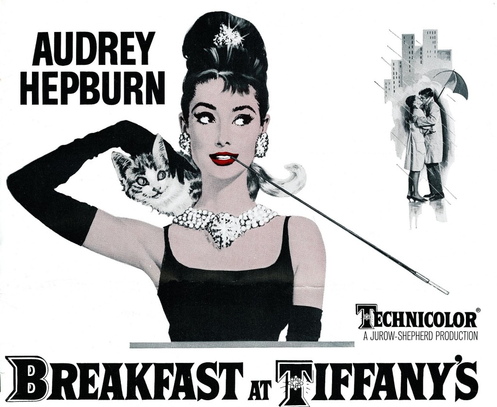 (Breakfast at Tiffanys - Frühstück bei Tiffany - Desayunando en Tiffany's - Diamants sur canapé)