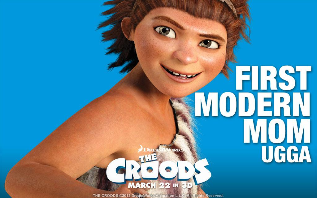 Croods - Mom Ugga
