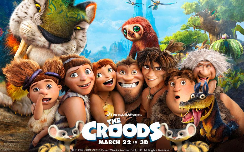 Croods - family