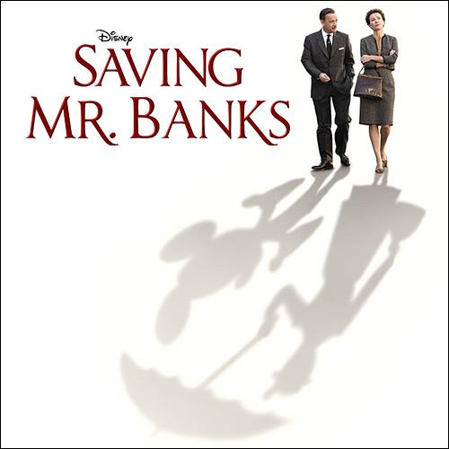 Film - Saving Mr Banks (Disney)