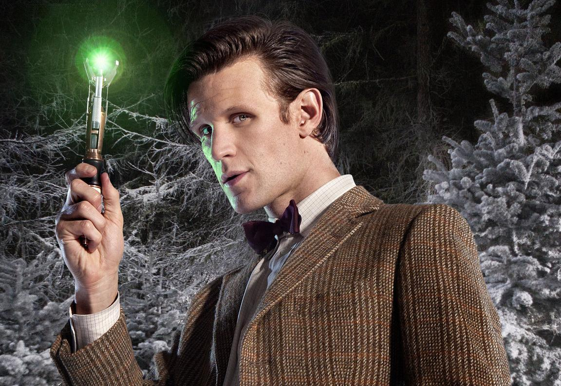 Doctor Who - Speciale Natale 2011 - Christmas Special 2011 - The Doctor, the Widow and the Wardrobe