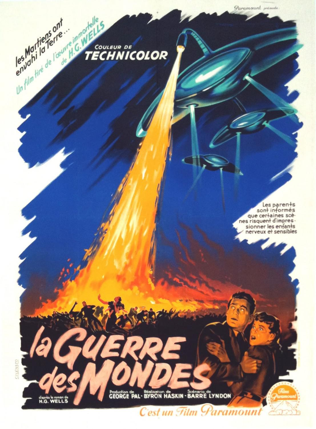 Guerra dei Mondi - War of the Worlds 1953