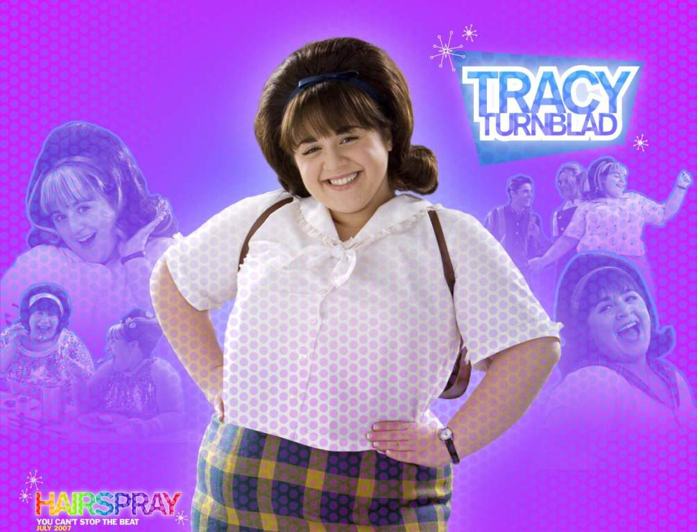 Hairspray - Tracy Turnbland