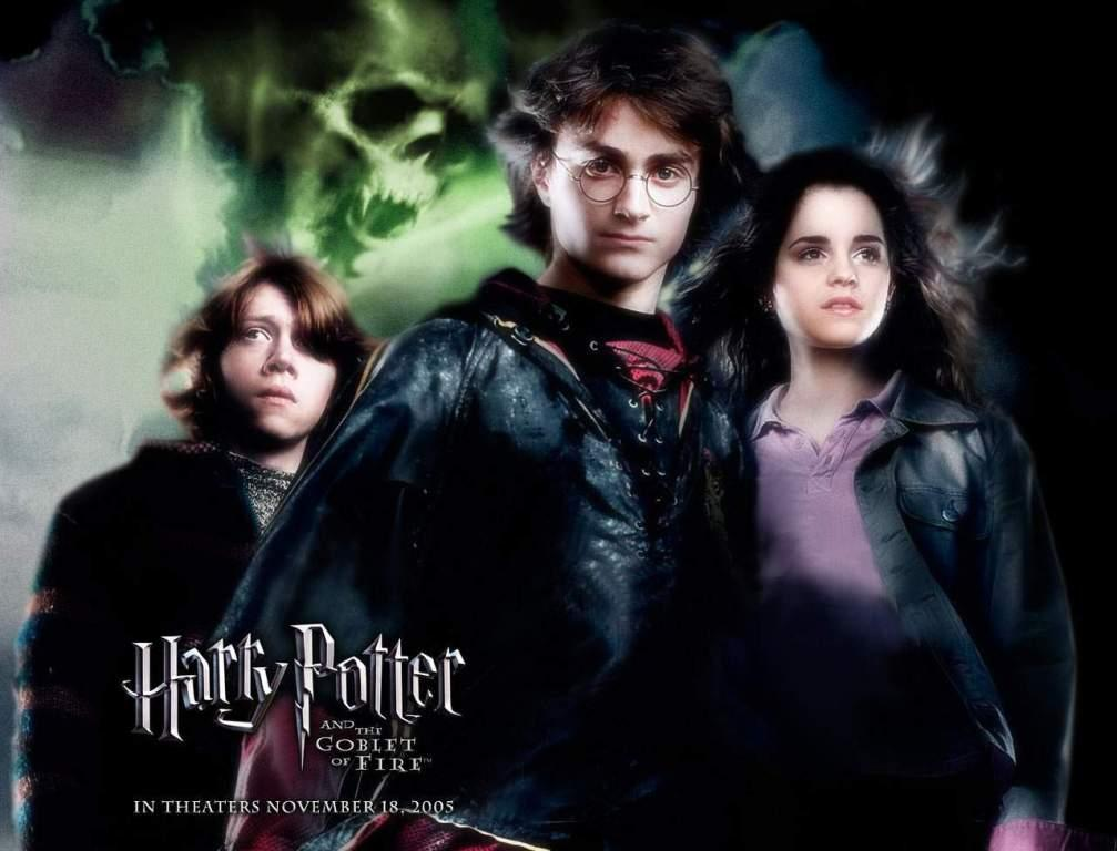 HP4 - Harry Potter e il Calice di Fuoco - Harry Potter and the Goblet of Fire