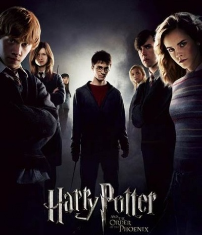 Harry Potter e l'Ordine della Fenice - Harry Potter and the Order of Phoenix
