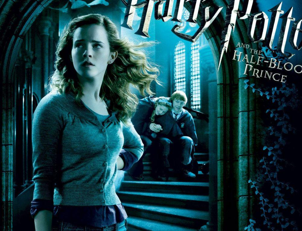 HP6 - Harry Potter e il Principe Mezzosangue - Harry Potter and the Half-Blood Prince
