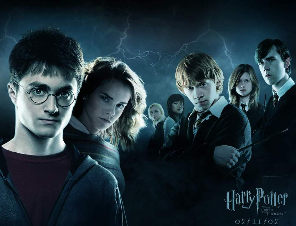 HP5 -  Harry Potter e l'Ordine della Fenice - Harry Potter and the Order of Phoenix